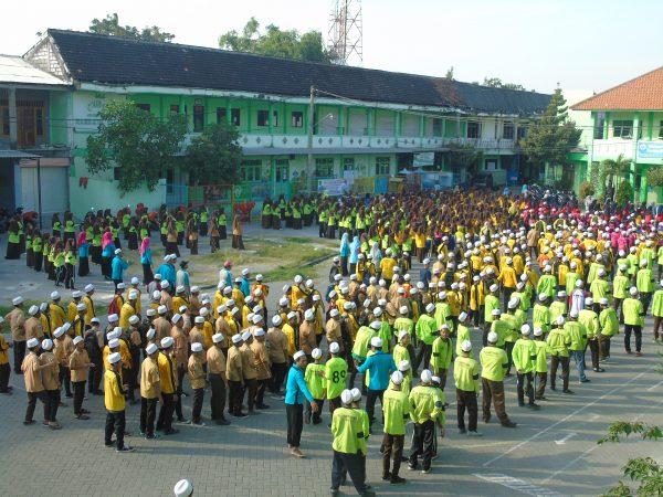 Pengumuman MATSAMA MTs Ma'arif Daruttaqwa Gresik